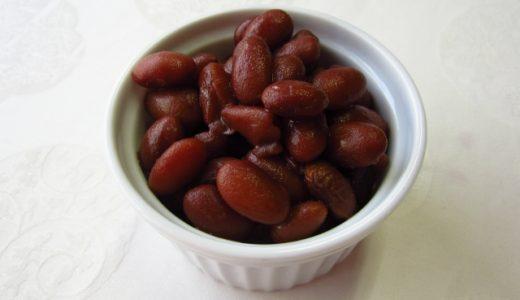 金時豆(ゆで)