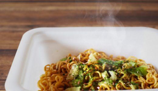 カップ麺(焼きそば)