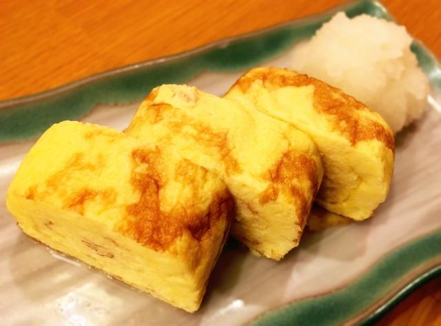 卵焼き(厚焼き卵)